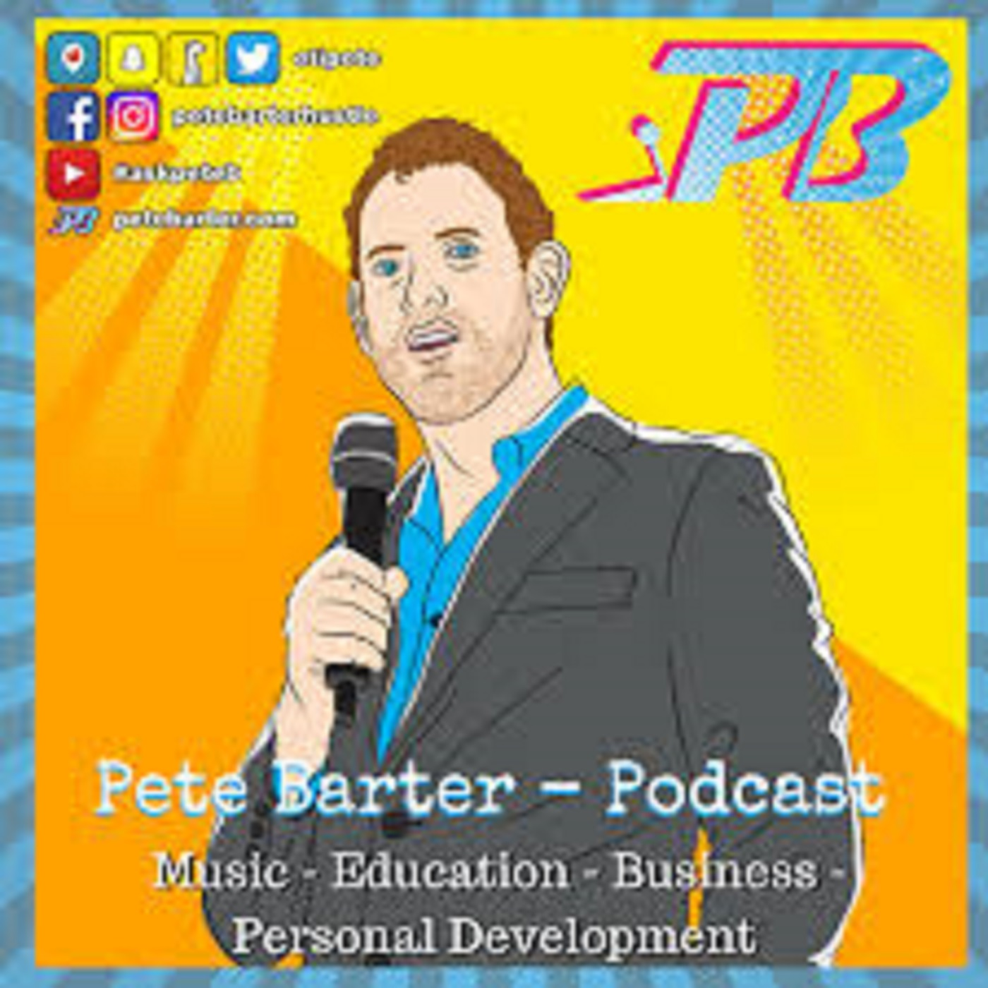 Pete Barter Podcast